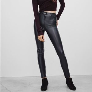 Wilfred free Adrienne leather pant